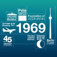 ASSMANN celebrates 45-years anniversary