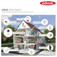 ednet.smart home at the IFA 2016