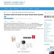 (Deutsch) smarthomewelt.de berichtet über ednet. smart home